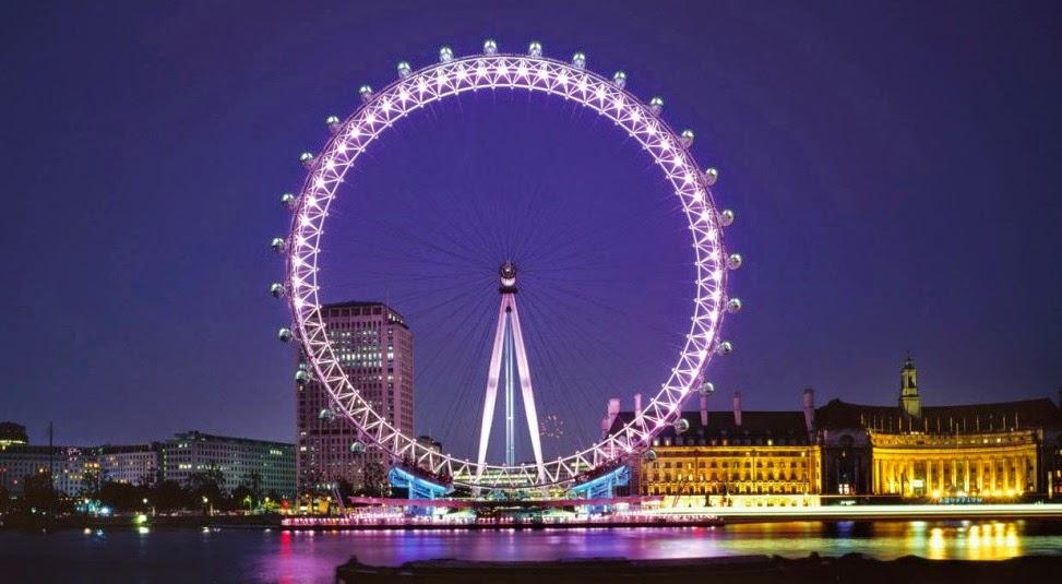 Como economizar em Londres - London Eye