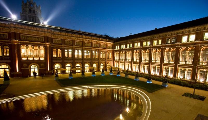 Museu Victoria & Albert em Londres