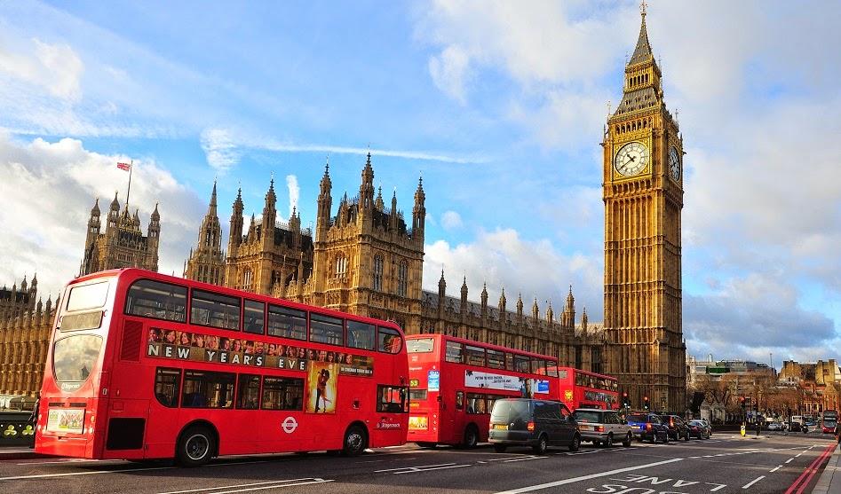 Cidade de Londres - Big Ben