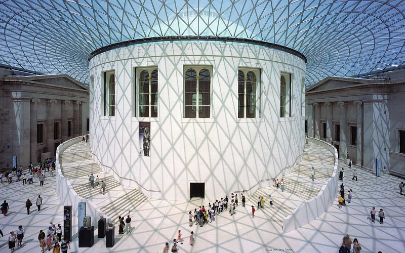 Great Court no Museu Britânico