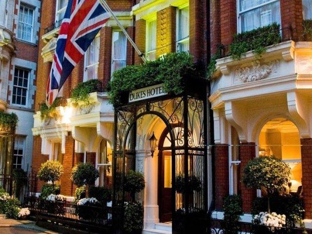 Dicas de hotéis em Londres