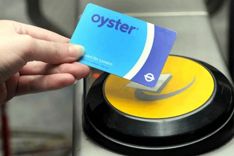 Oyster Card em Londres