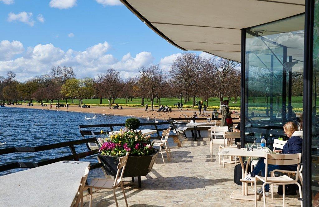 Café no Hyde Park
