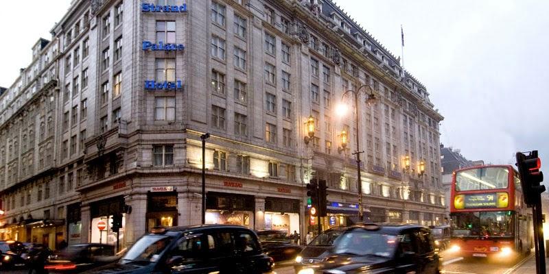 Hotel em região central em Londres
