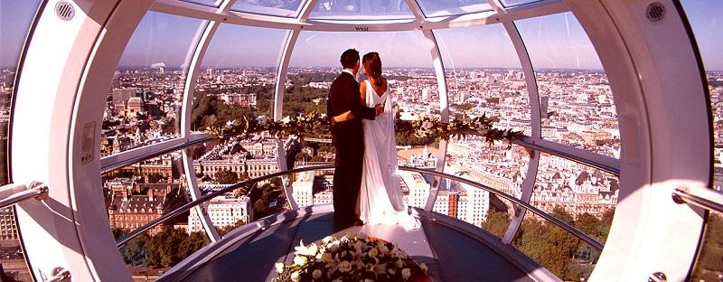 Entradas e preços para visitar a London Eye