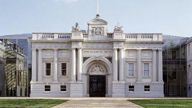 Museu Nacional Marítimo de Londres