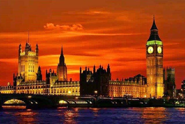 Ponte Tower Bridge em Londres