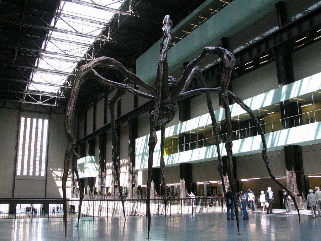 Acervo do Tate Modern em Londres