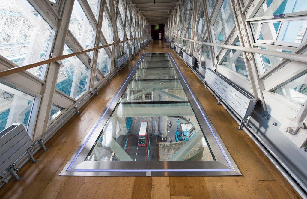 Tower Bridge Exhibition em Londres