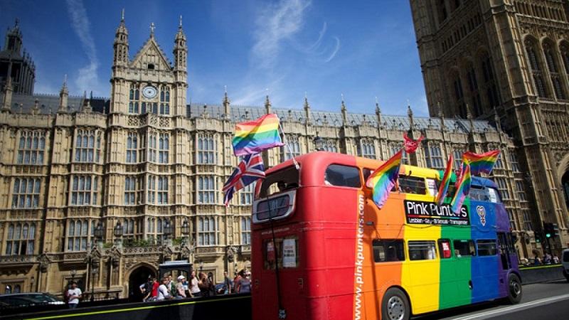Bares LGBTI em Londres