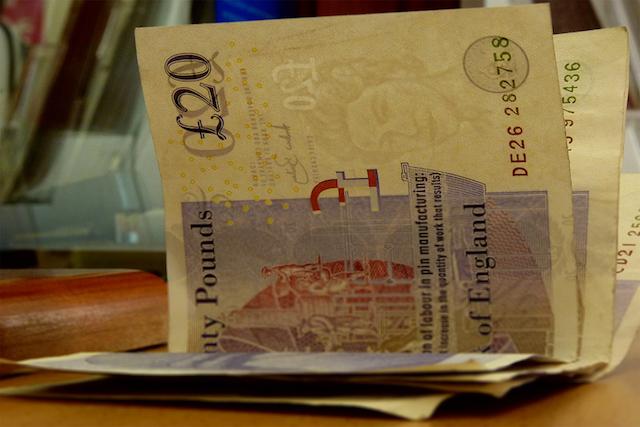 Notas de libra