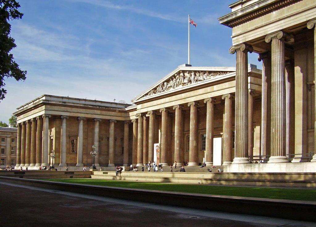 British Museum em Londres