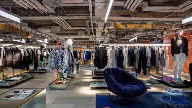 Loja de departamentos Harvey Nichols em Londres