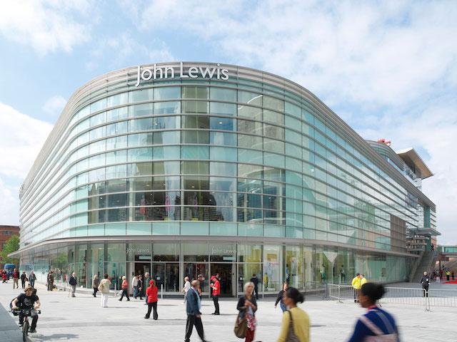 Loja de departamentos John Lewis em Londres