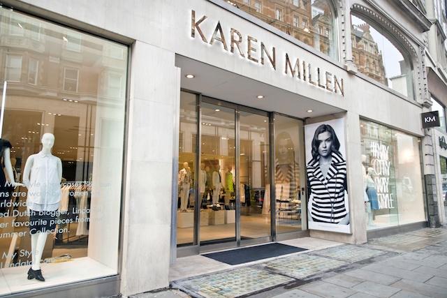 Loja Karen Millen em Londres