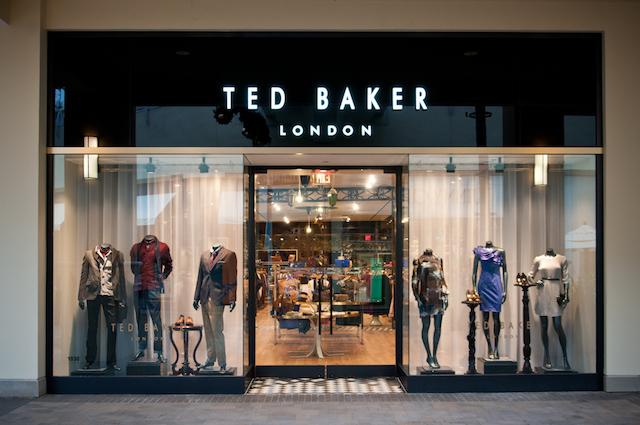 Ted Baker em Londres