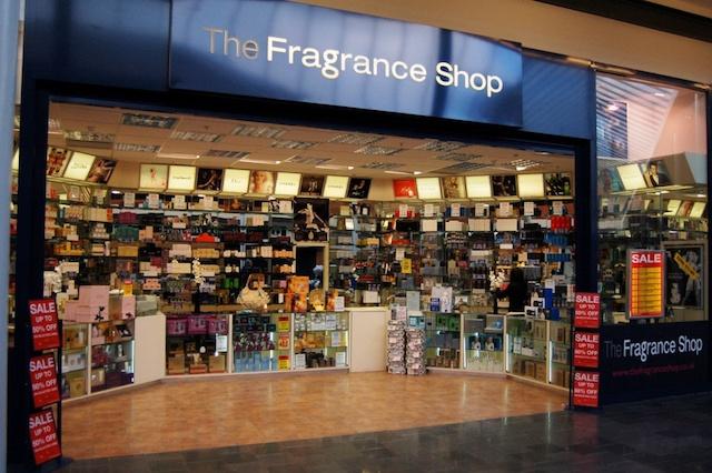 The Fragrance Shop em Londres