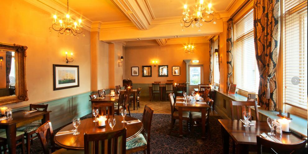 Restaurante The Monro em Liverpool