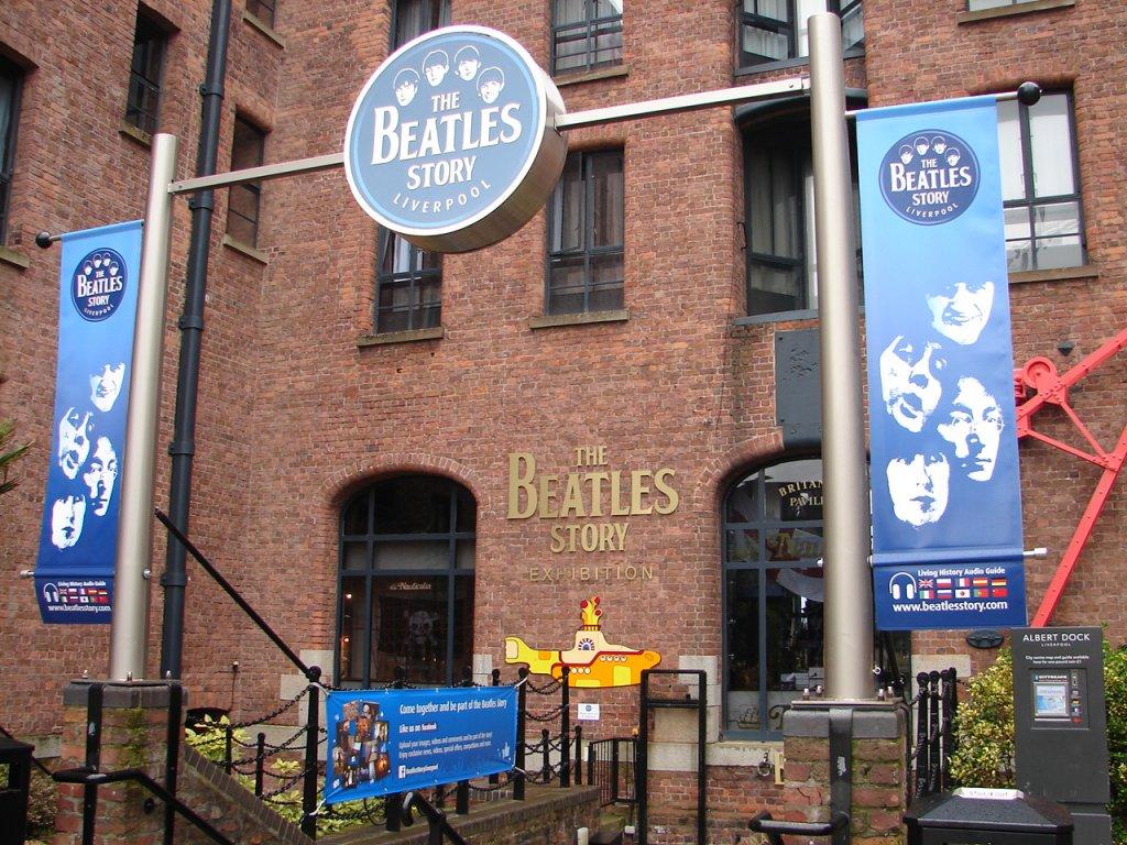 Beatles Story em Liverpool