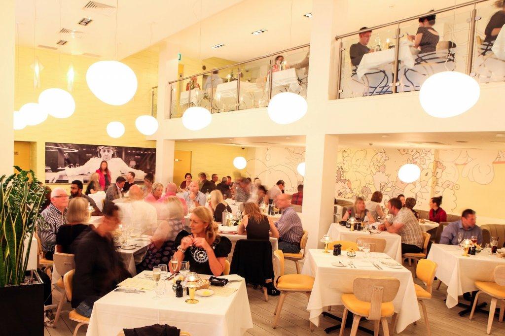 Restaurante Steakhouse Bar & Grill em Liverpool