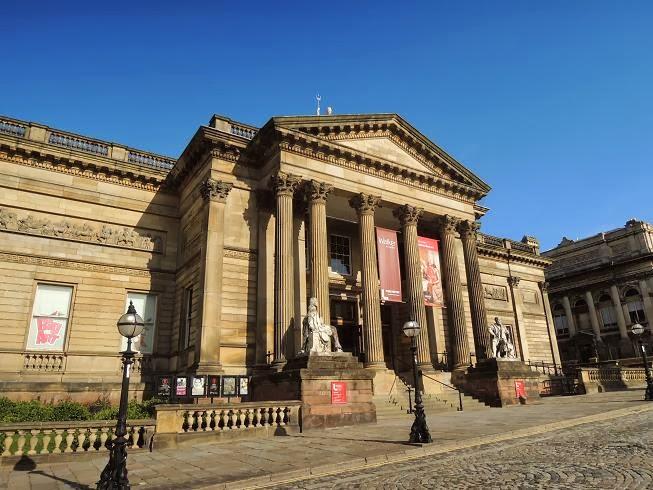 Museu Walker Art em Liverpool