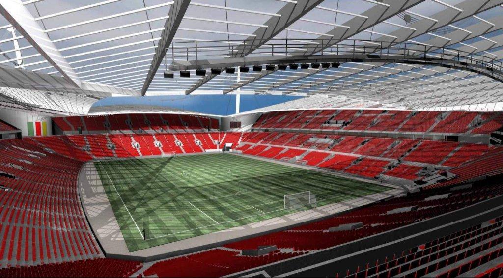 Estádio do Liverpool FC