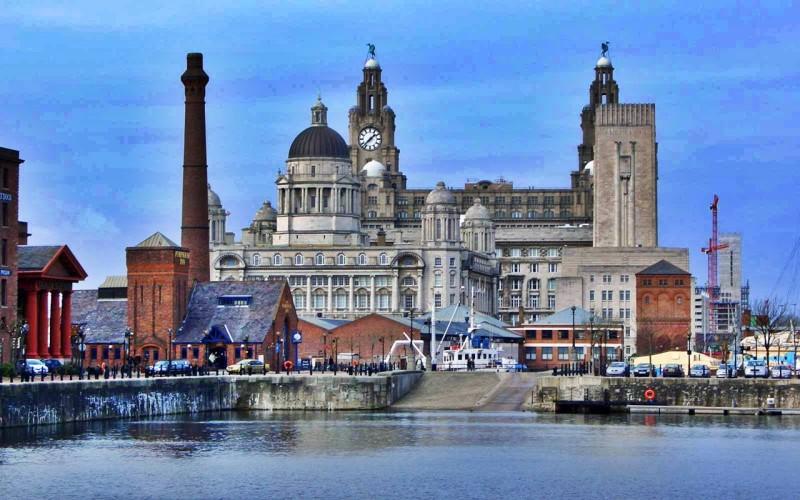 Vista de Liverpool