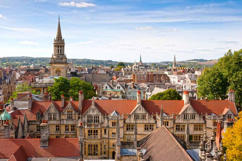 Onde ficar em Oxford