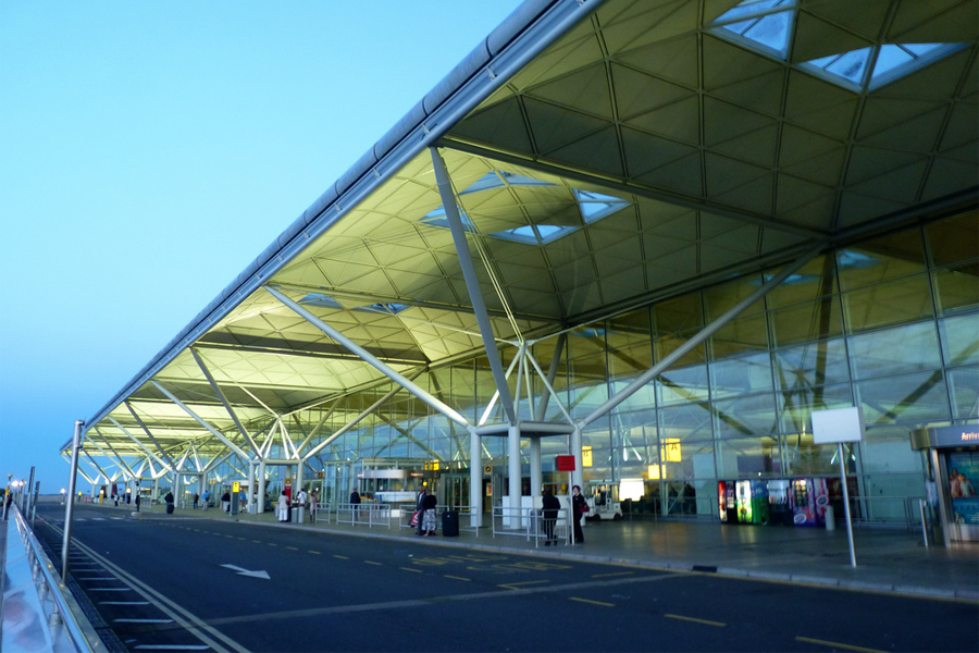 Aeroporto Stansted, Londres