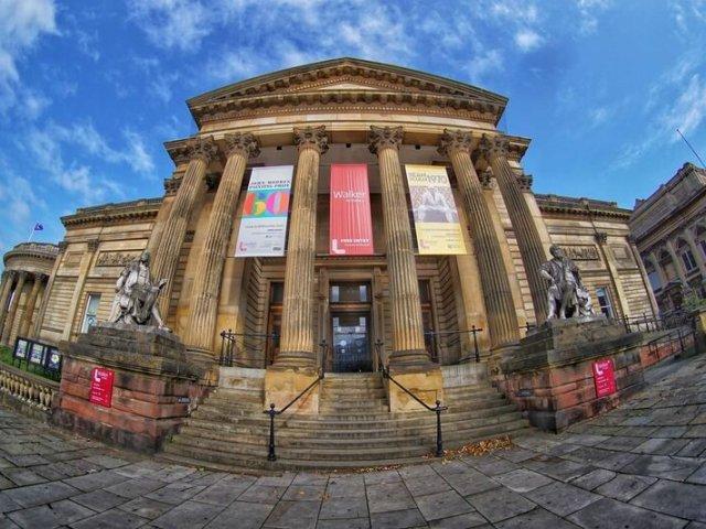 Walker Art Gallery em Liverpool