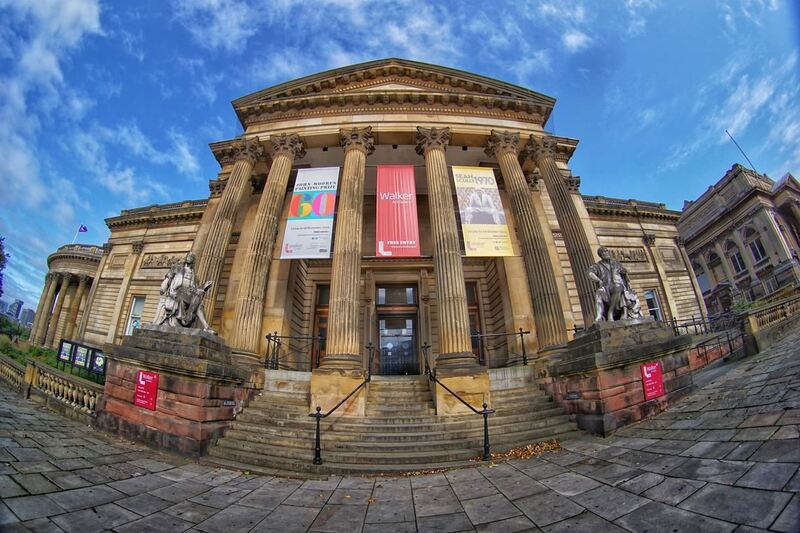 Walker Art Galerry em Liverpool