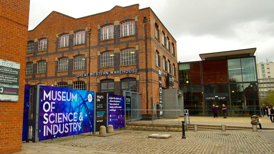 Museu da Ciência e Indústria em Manchester