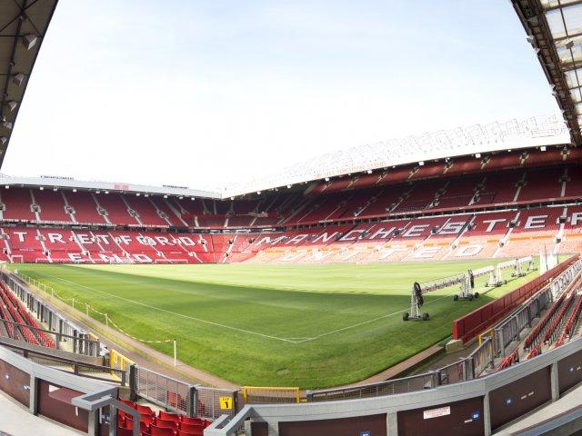 Old Trafford em Manchester