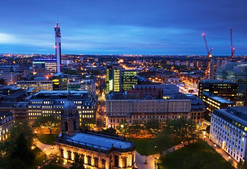 Birmingham, Inglaterra