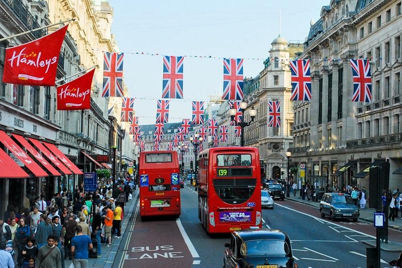 Feriados de 2016 em Londres