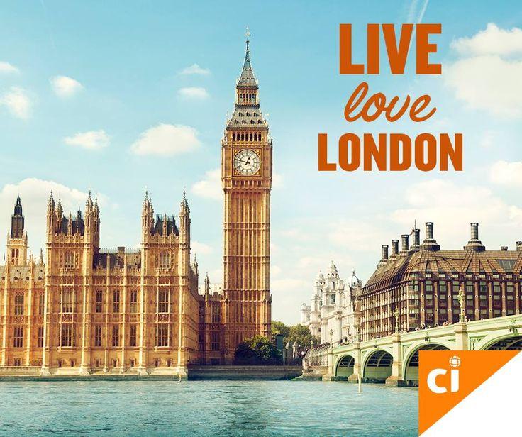 Intercâmbio em Londres