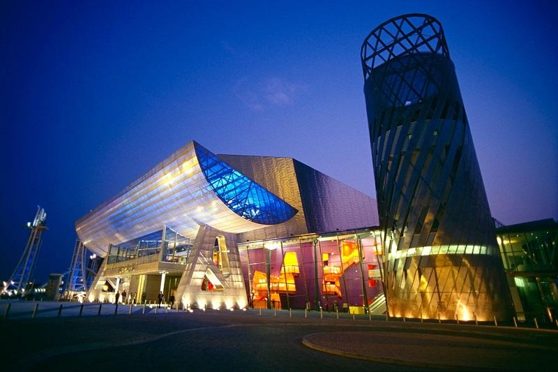 Museu Lowry em Manchester