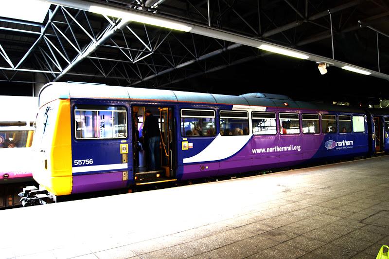 Ônibus de Manchester até o centro turístico