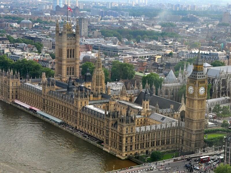 Westminster em Londres