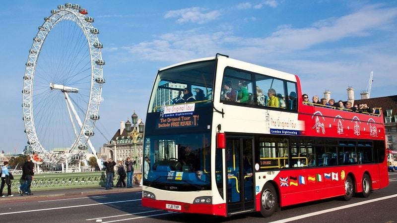 Ingressos para atrações de Londres e da Inglaterra
