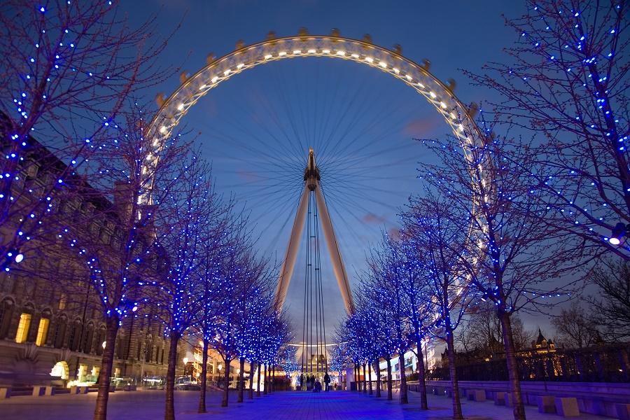 Roteiro de 5 dias em Londres - London Eye