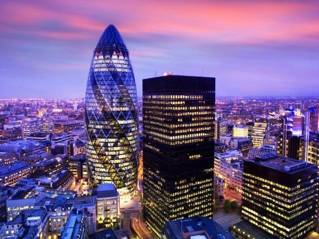 Gherkin em Londres