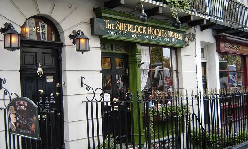 Museu do Sherlock Holmes em Londres