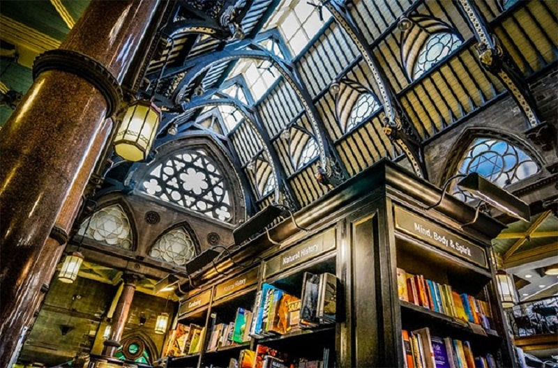 Waterstones Piccadilly em Londres