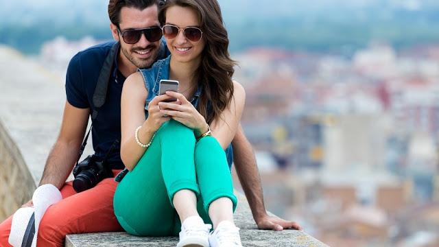 Usar o celular à vontade em Londres