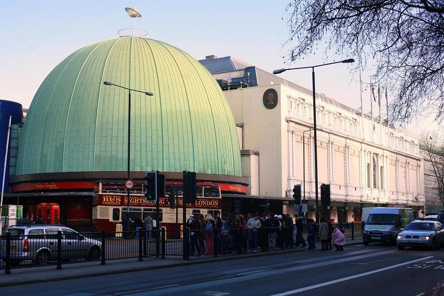 Museu Madame Tussauds em Londres