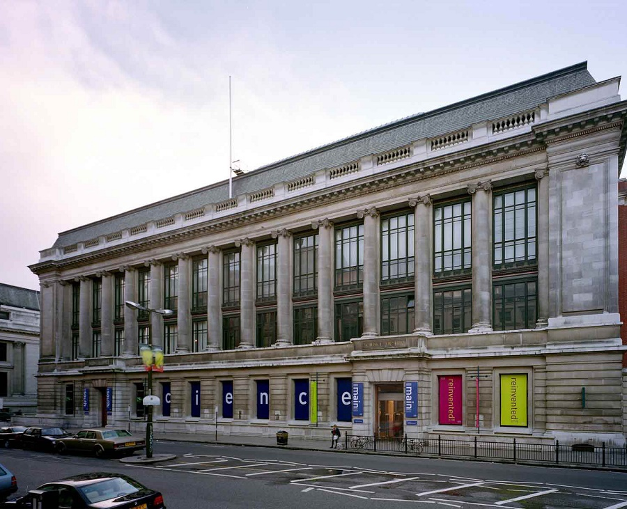 Science Museum em Londres