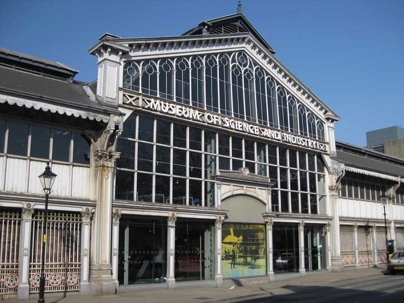 Museu da Ciência e da Indústria em Manchester