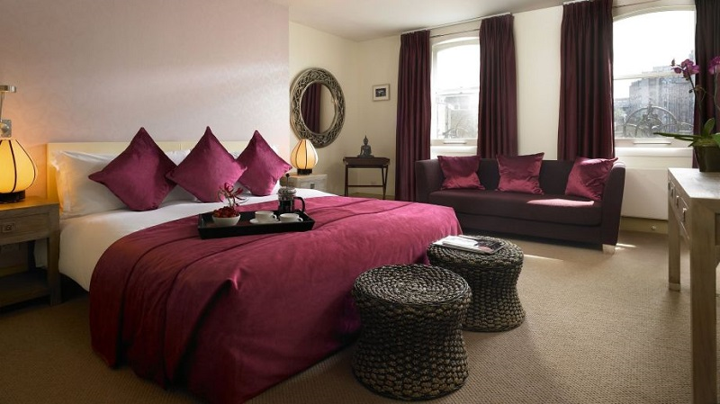 Quarto do Hotel Myhotel Bloomsburry em Londres
