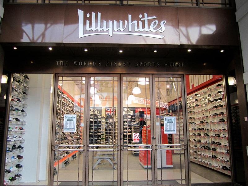 Lillywhites em Londres